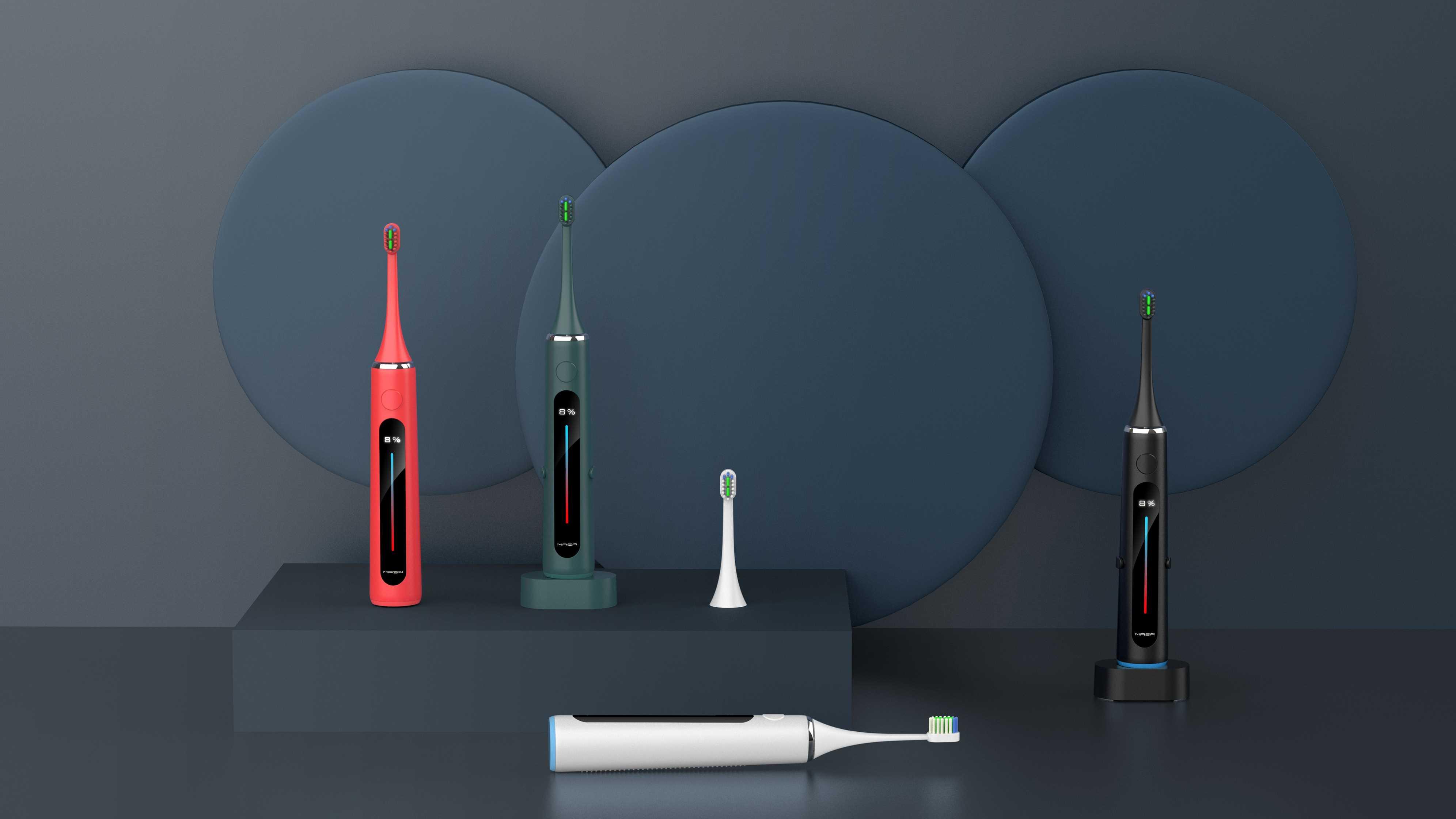 智能电动牙刷